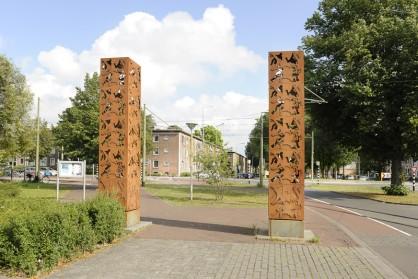 Kunstwerk Zuiderpark
